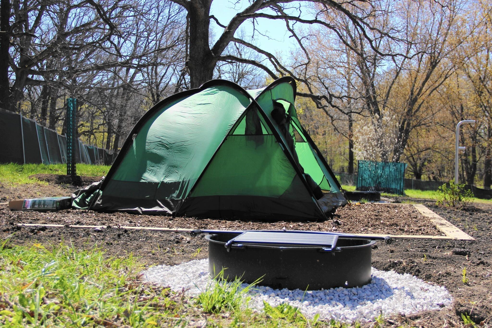Eco Tents St John