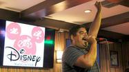 Burb's Eye View: Disney athletes sing for cancer hospital