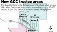 Glendale Community College board settles on map with five voting districts