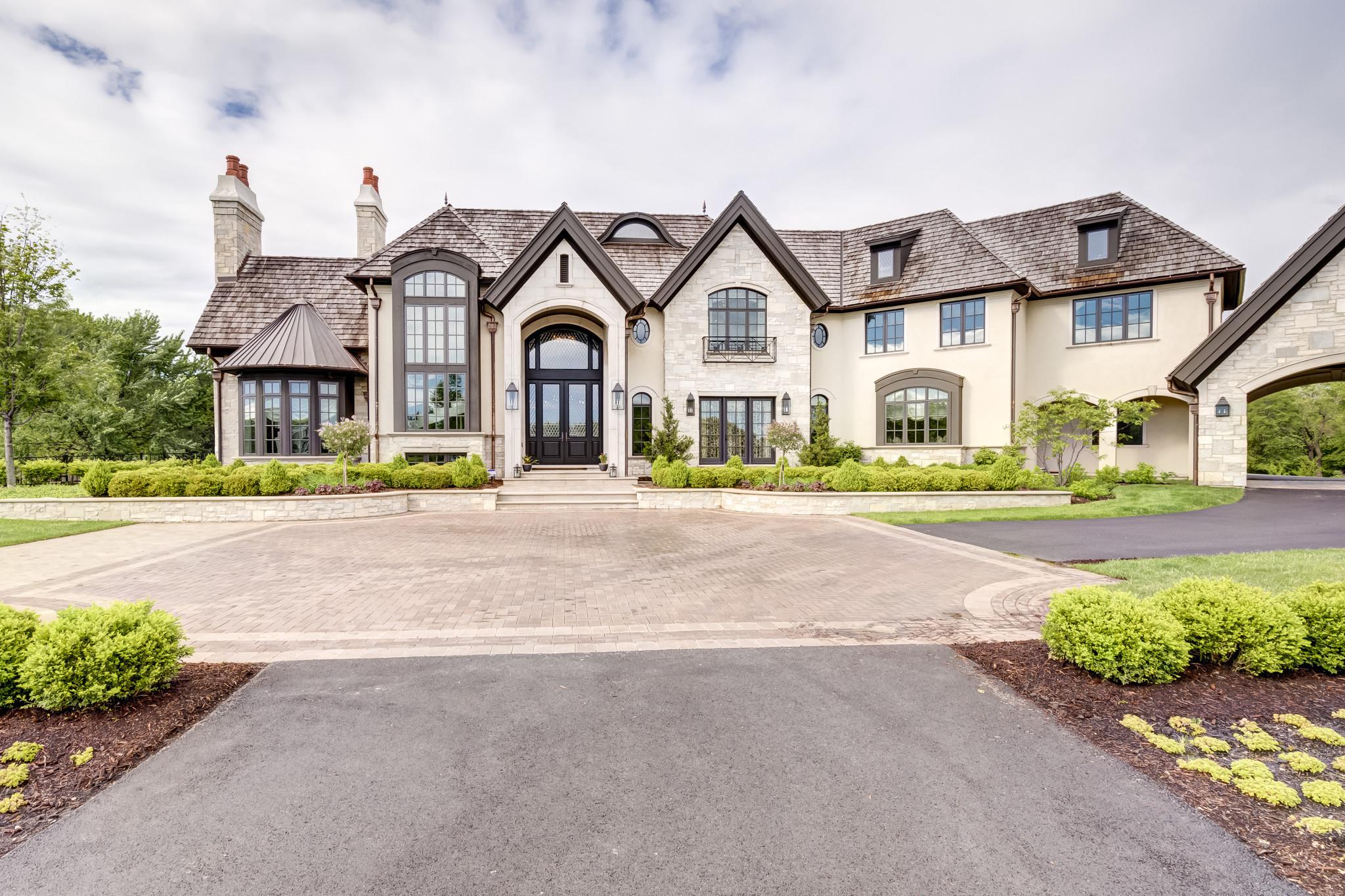 Stunning 875 Million Mansion In Naperville Chicago Tribune