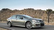 2015 Chevy SS shifts into modern muscle sedan