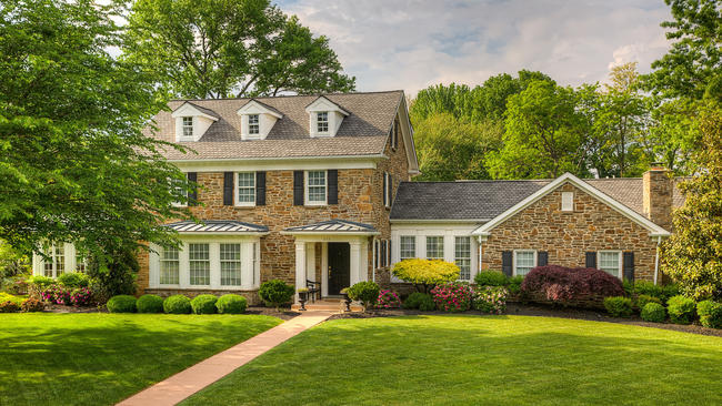 Chesapeake Home And Living Magazine. Hot Property: A Stone Stunner In Havre  De Grace