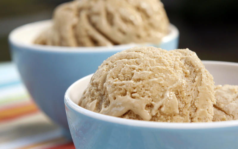 Beer ice cream