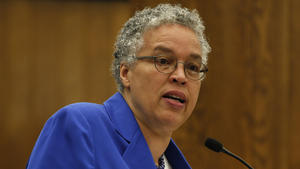 Preckwinkle defends quick tax hike push
