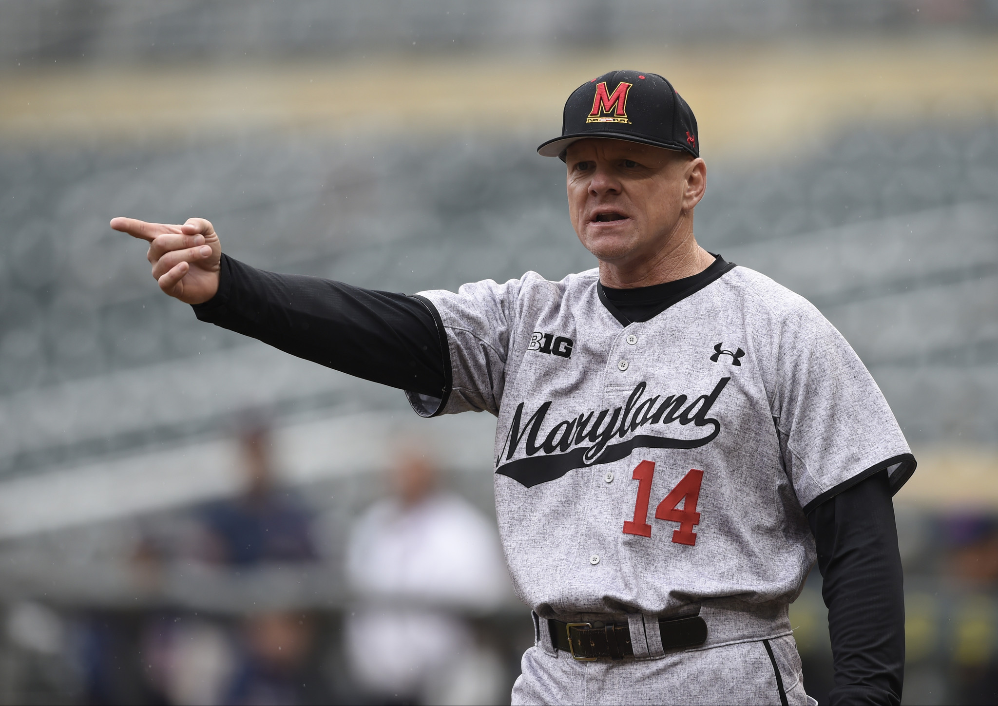 Maryland Baseball Coach John Szefc Signs Year Contract