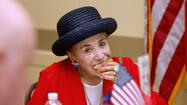 Photo Gallery: Seniors enjoy a Fourth of July luncheon at Joslyn Adult Center