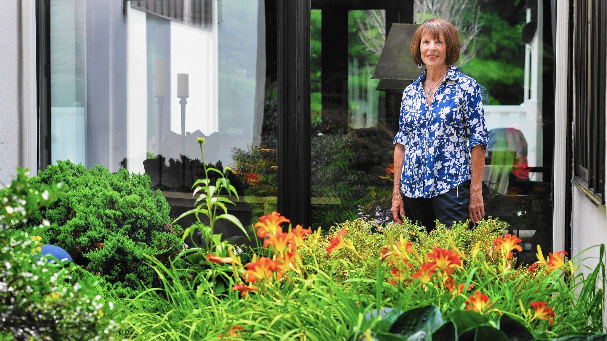 Lehigh Valley Residents Show Off Their Gardens The