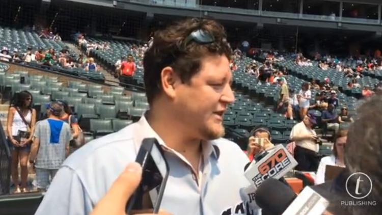 Former White Sox closer Bobby Jenks on returning to U.S. Cellular