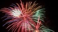 Photo Gallery: Fireworks show in La Crescenta