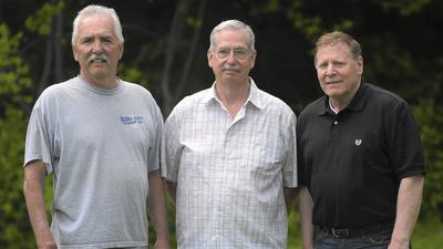 Winsted Trio Are Brothers, And Survivors, In Arms
