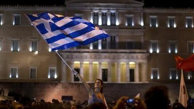 Greeks reject demands for more austerity in key referendum