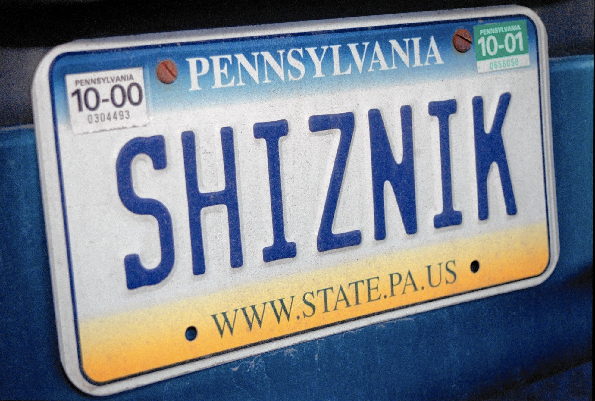 PennDOT team decides what license plates are offensive - The ...