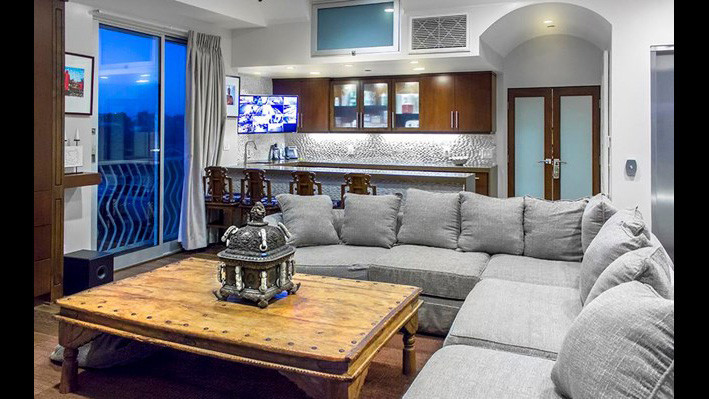 Remarkable Living Room Jean Rey Contemporary - Image design house ...