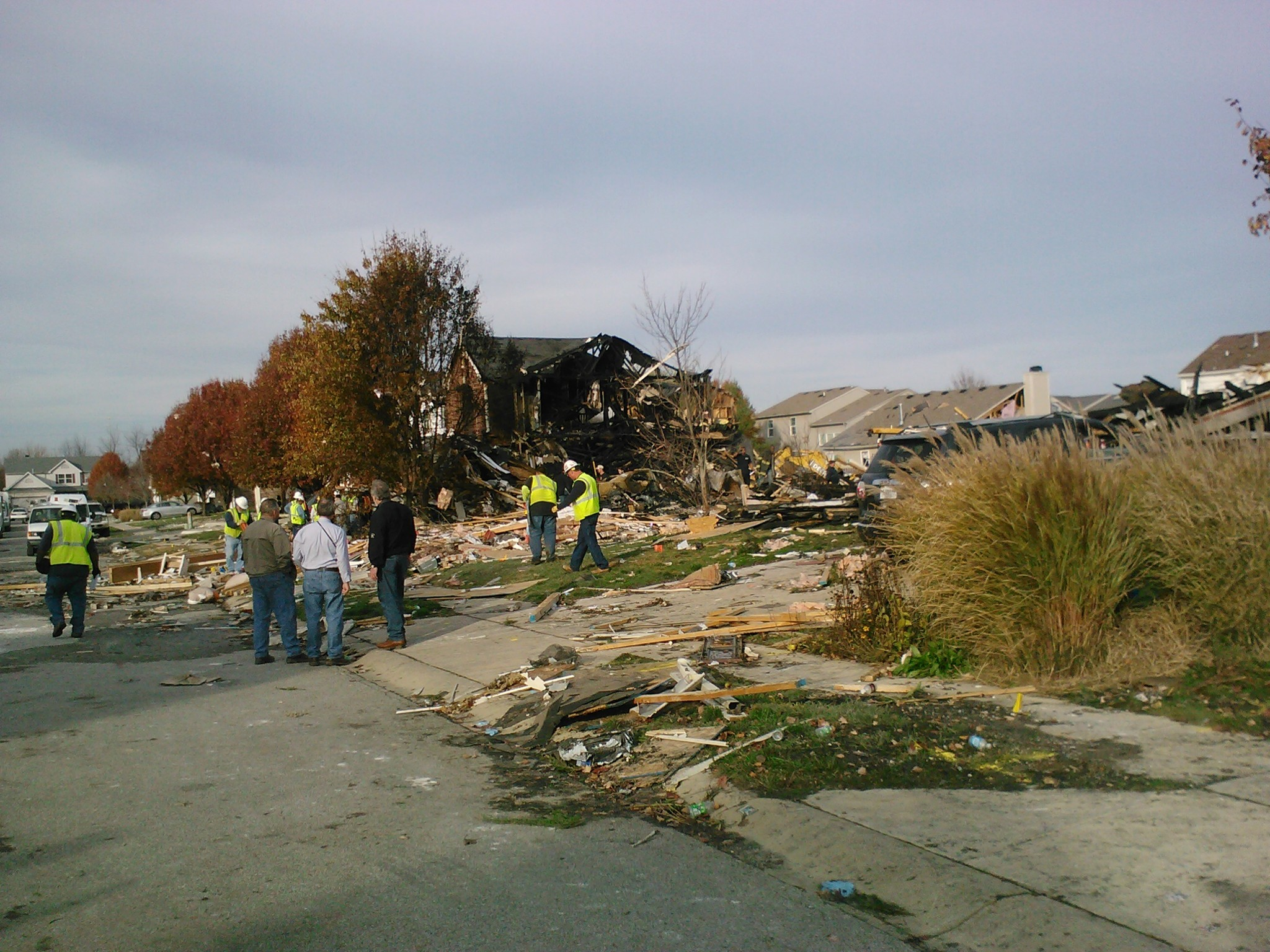 Closing statements heard in trial of man accused in Indianapolis home blast