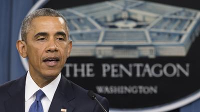 Obama: Fight against Islamic State progressing, but still a long slog