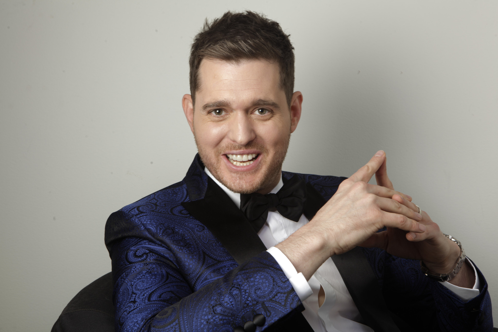 Michael Bublé is expecting second child with wife Luisana Lopilato ...