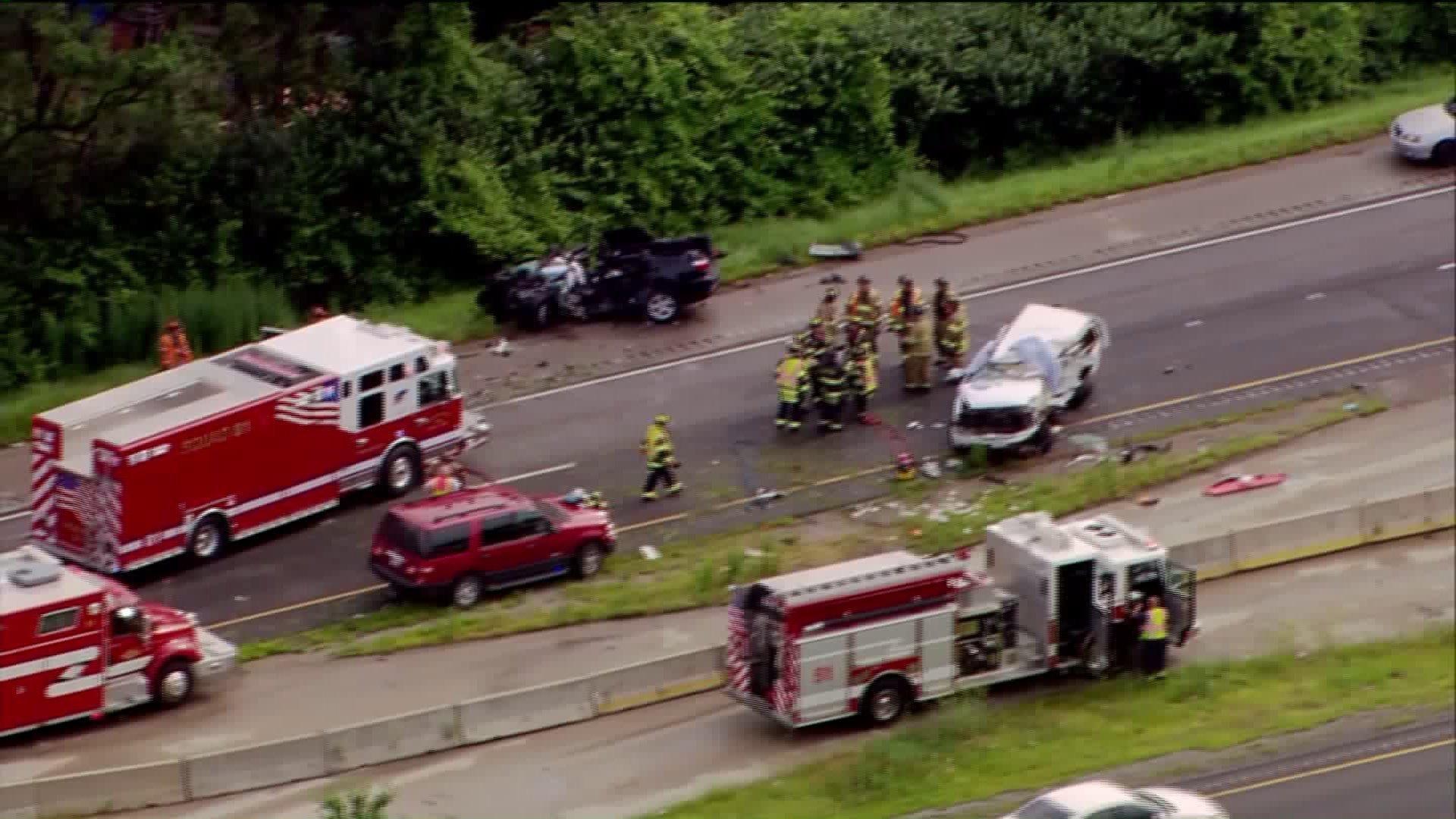 I-80 Joliet, IL Accident - navbug.com