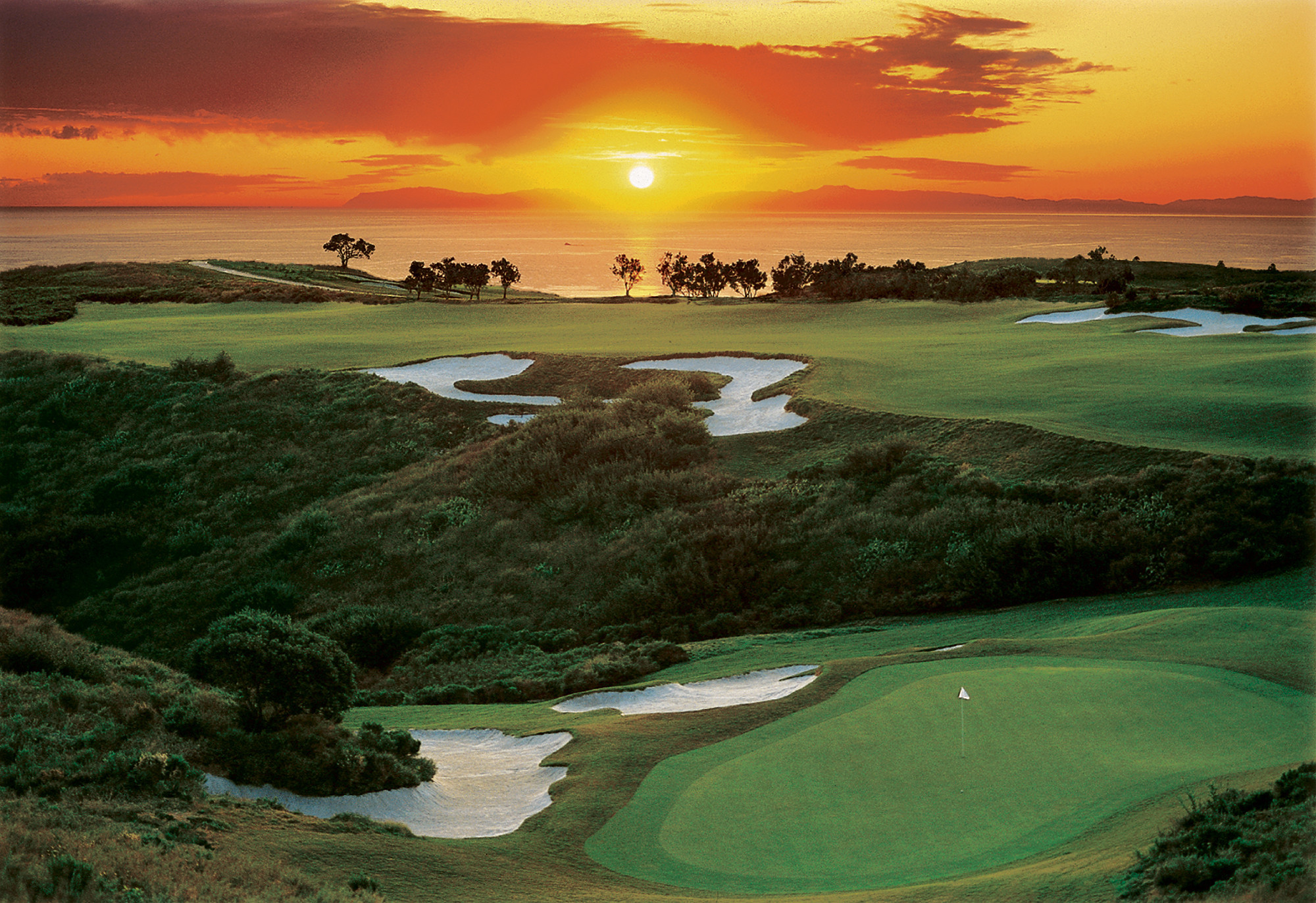 ESPN moves golf tournament from Trump's course to Pelican Hill in ...