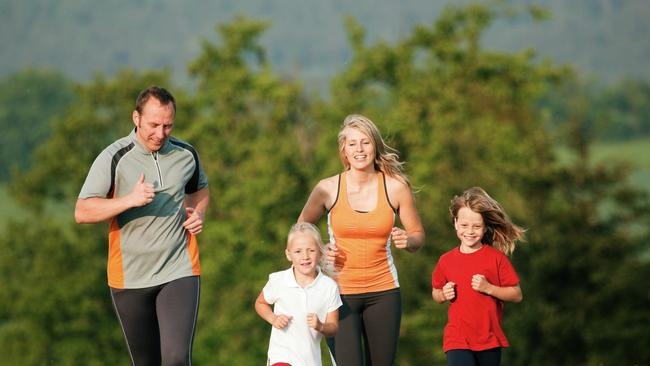 "Work Family ""6 Ways Families Can Work Out"