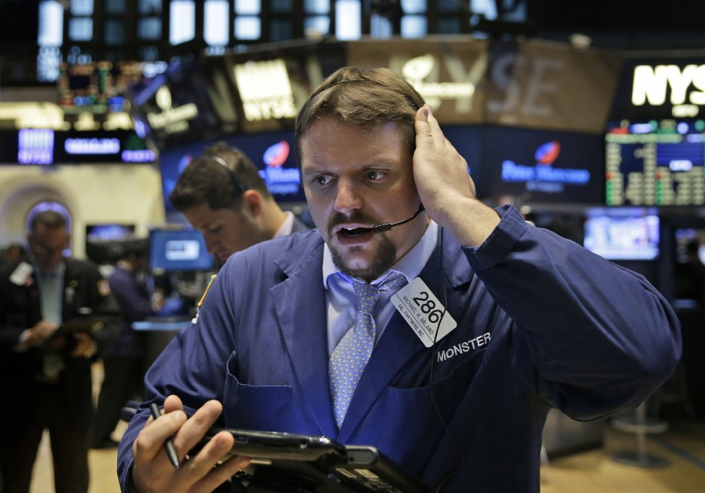 Stock-options trading halted