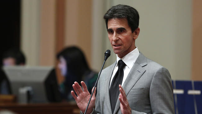 State Sen. Mark Leno (D-San Francisco) supported SB 1286. (Rich Pedroncelli / Associated Press)