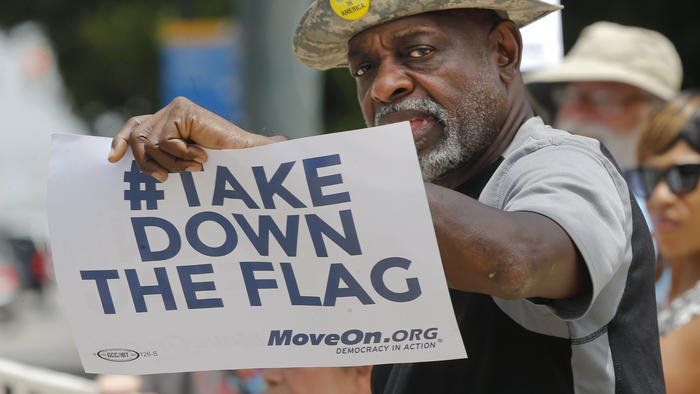 South Carolina debates Confederate flag