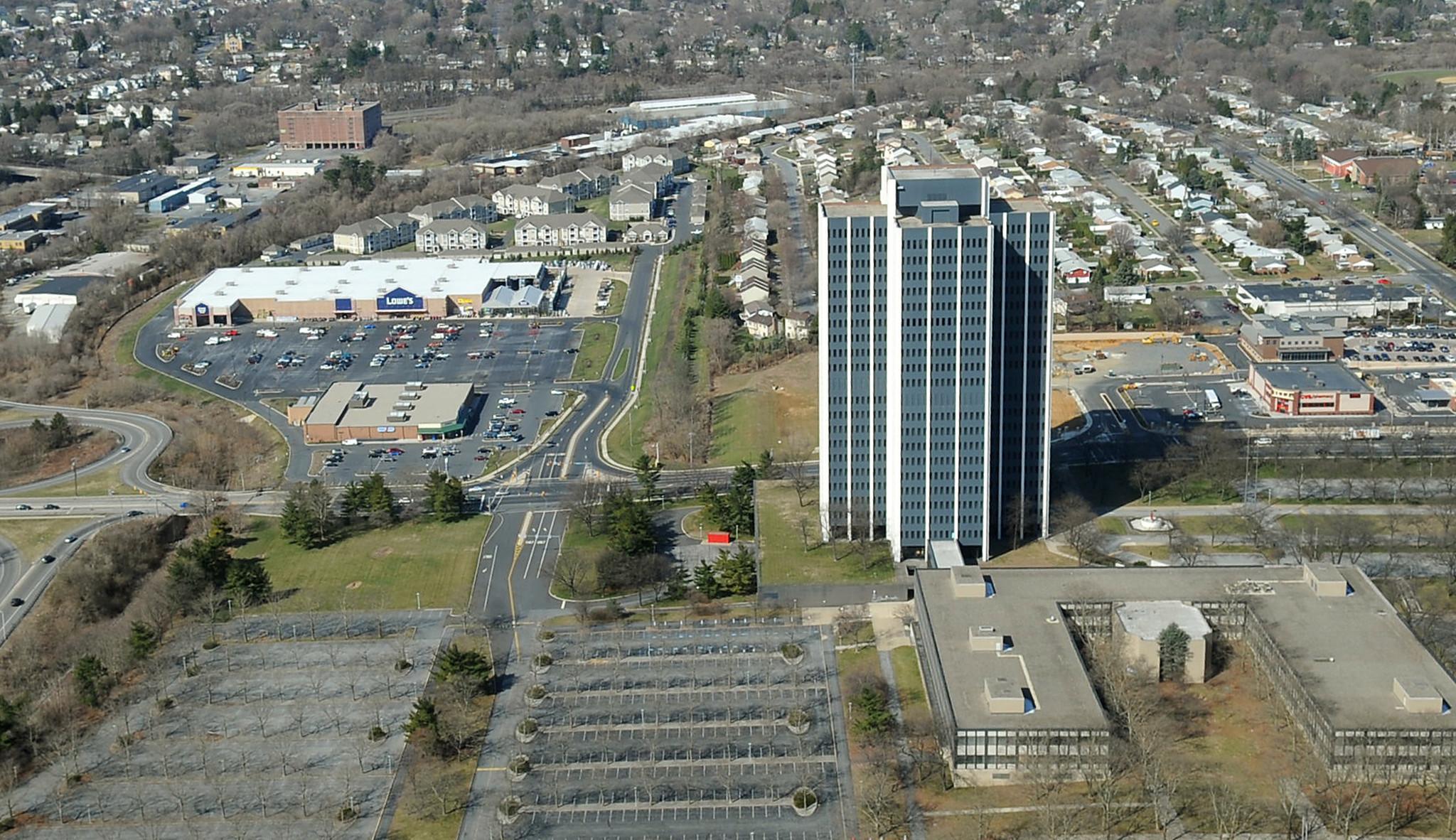 martin tower - photo #40