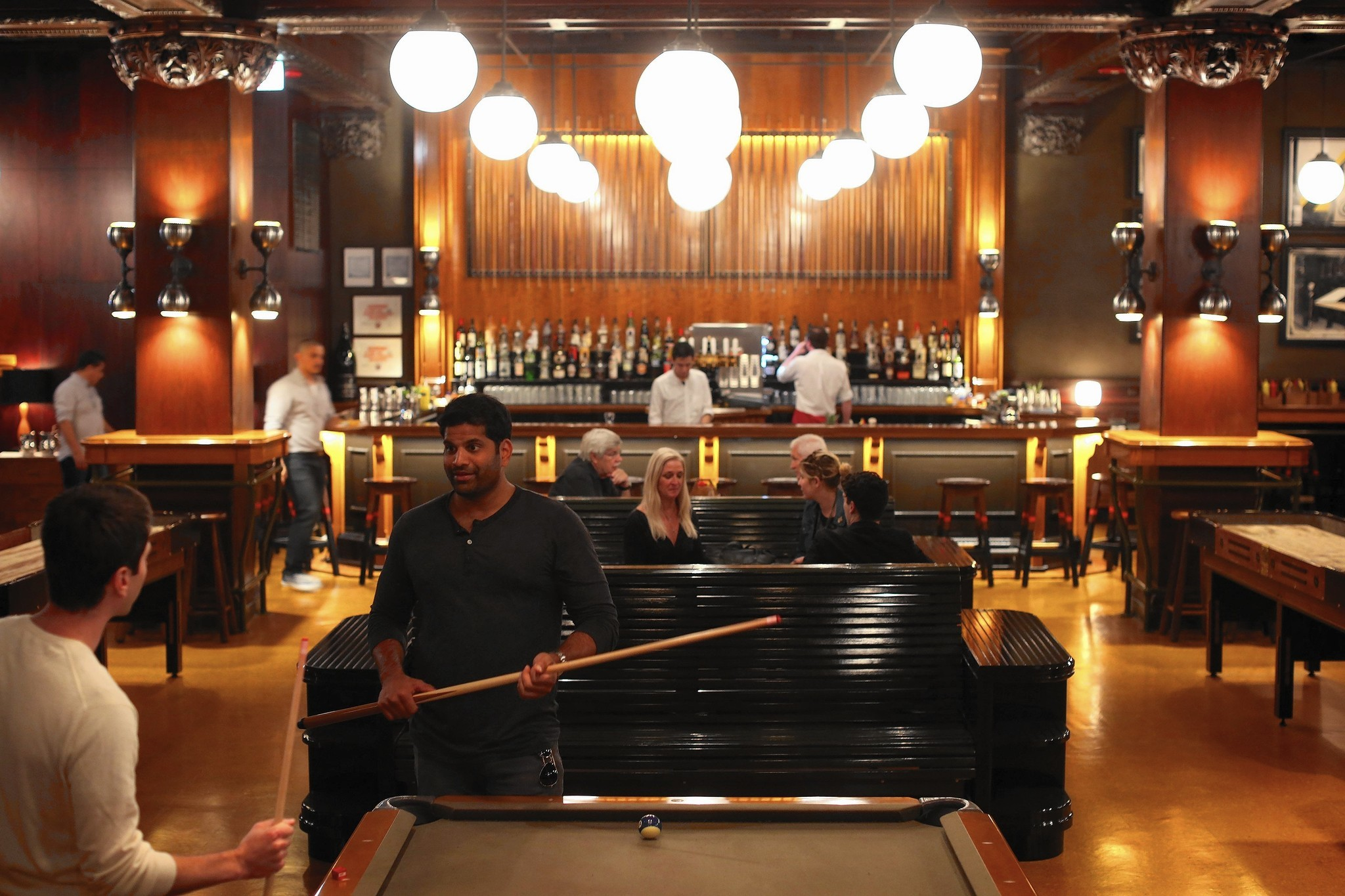Caa Chicago Game Room