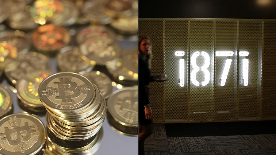 Bitcoin-focused incubator opens at 1871