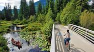 The summer side of Whistler, Canada: Golfing, mountain biking and more