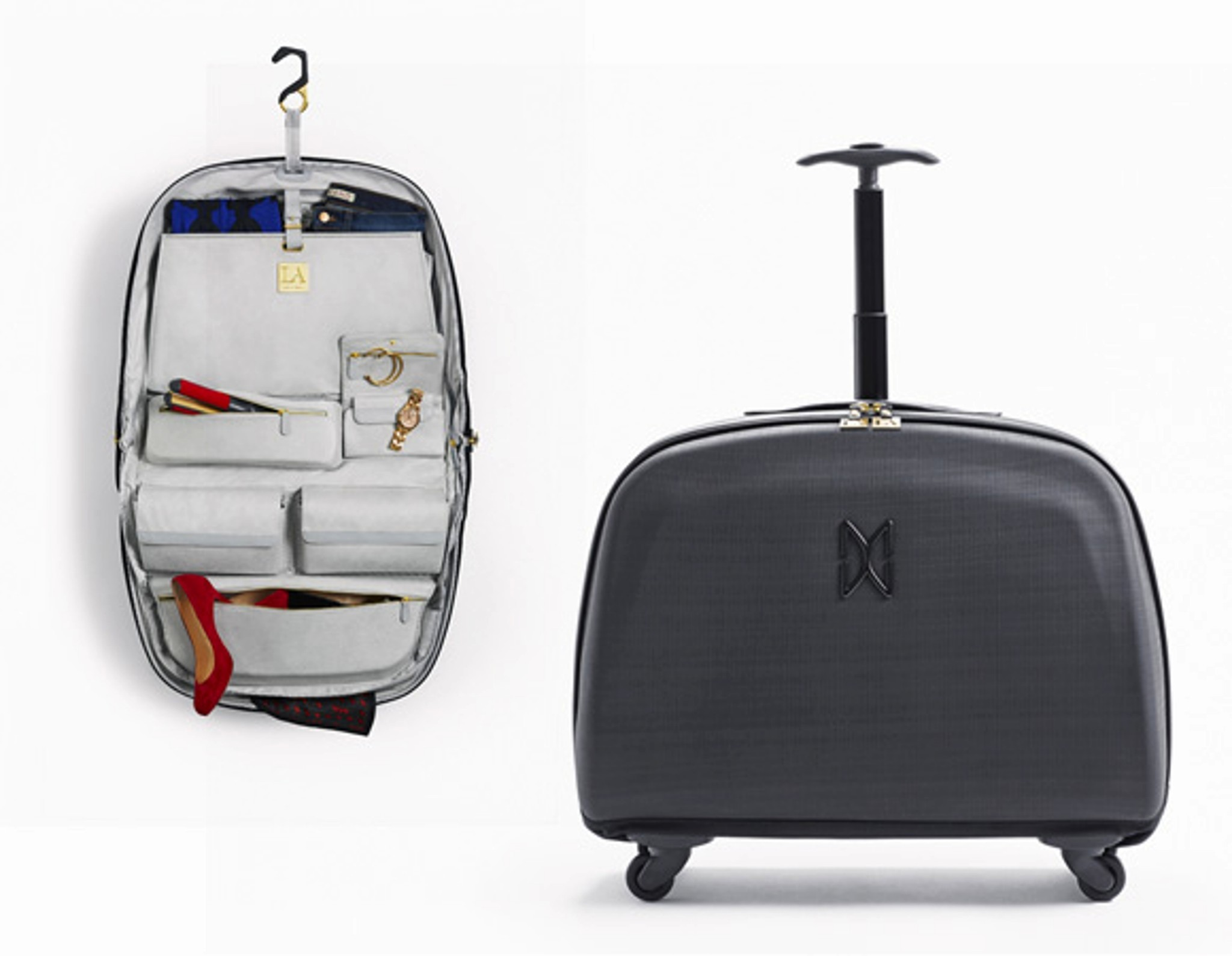 Gear: This Suitcase Is Like Packing Your Closet But Better Because Itu0027s  Neat (and Mobile)   LA Times