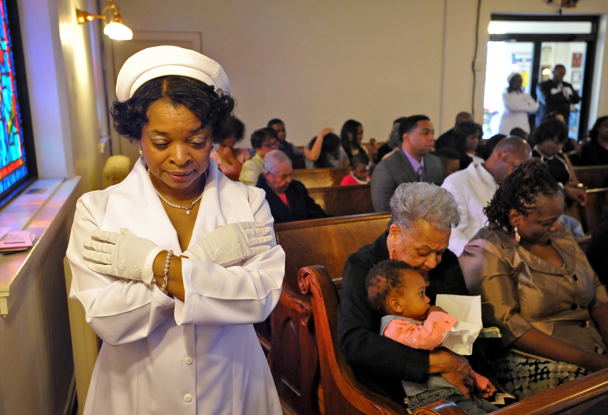 Maryland Group Trains Supports Church Ushers Across State