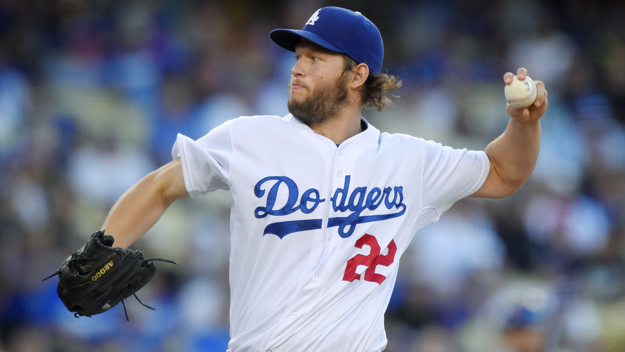 Dodgers Clayton Kershaw Added To National League All Star