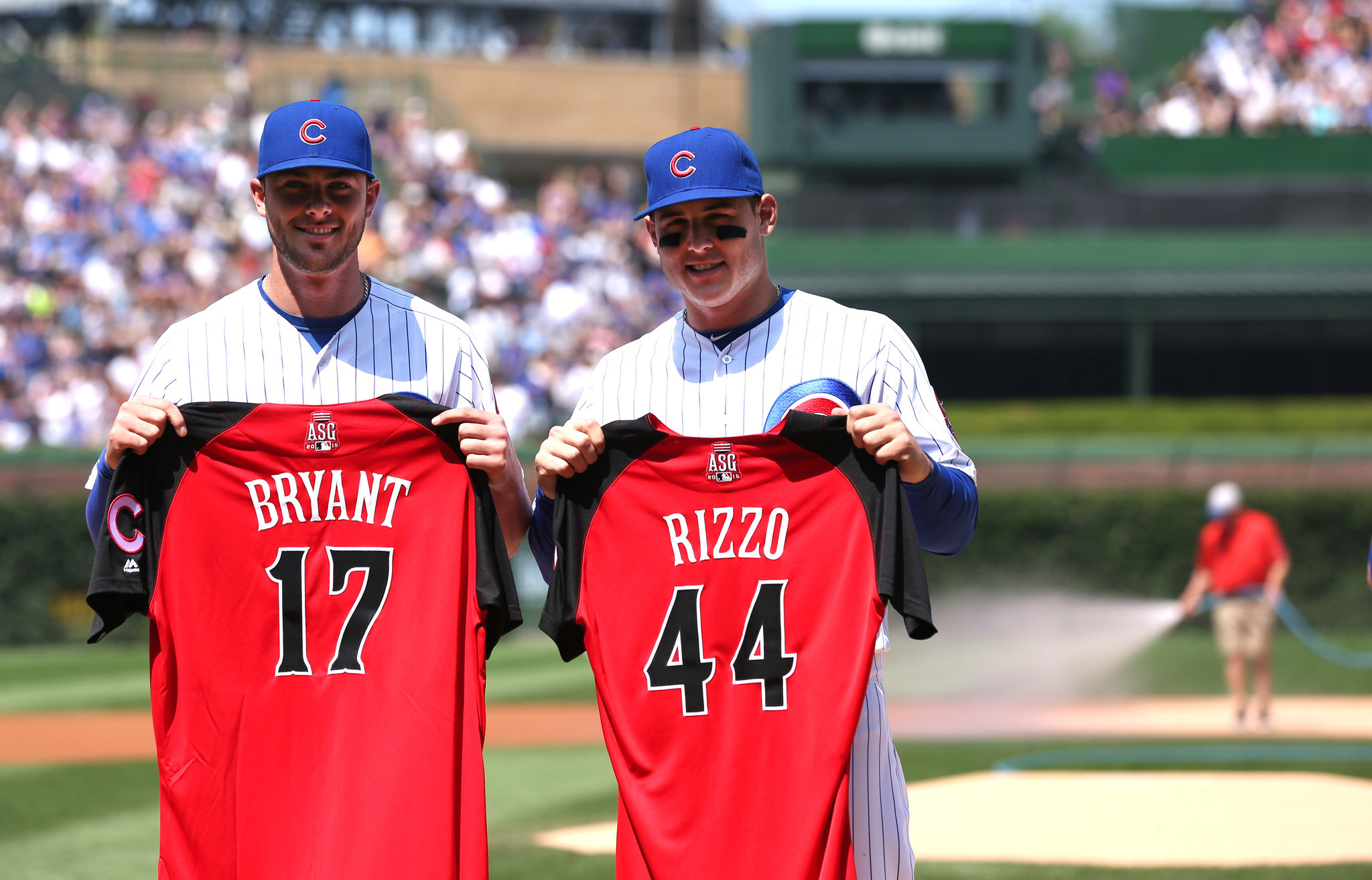 Can Kris Bryant or Anthony Rizzo win the Home Run Derby Chicago
