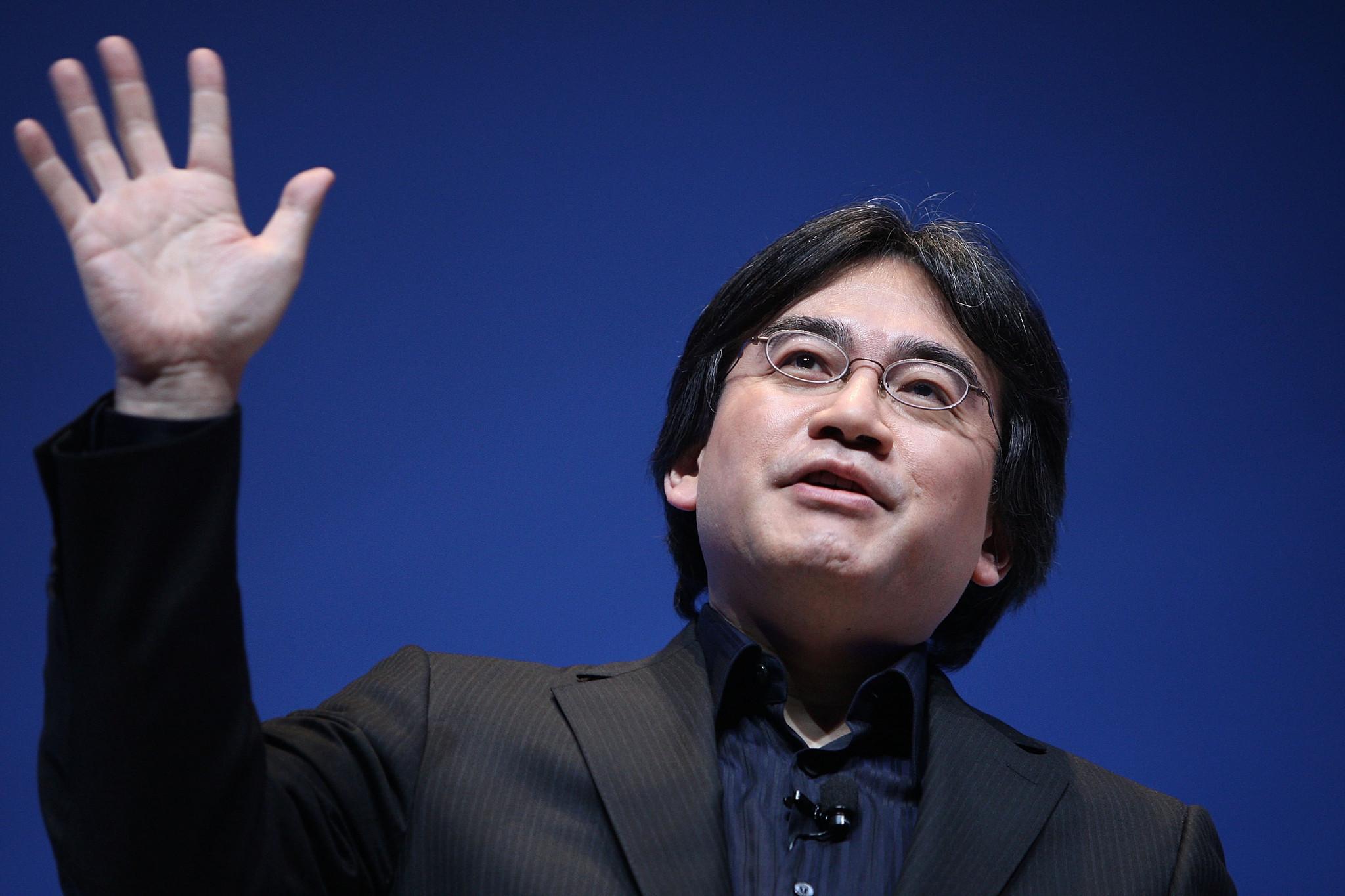 Nintendo's Satoru Iwata dies at 55; under him, Wii created hordes of new gamers