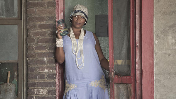 Queen Latifah as Bessie Smith in HBO's