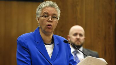 Toni Preckwinkle op-ed: Why we must raise the sales tax