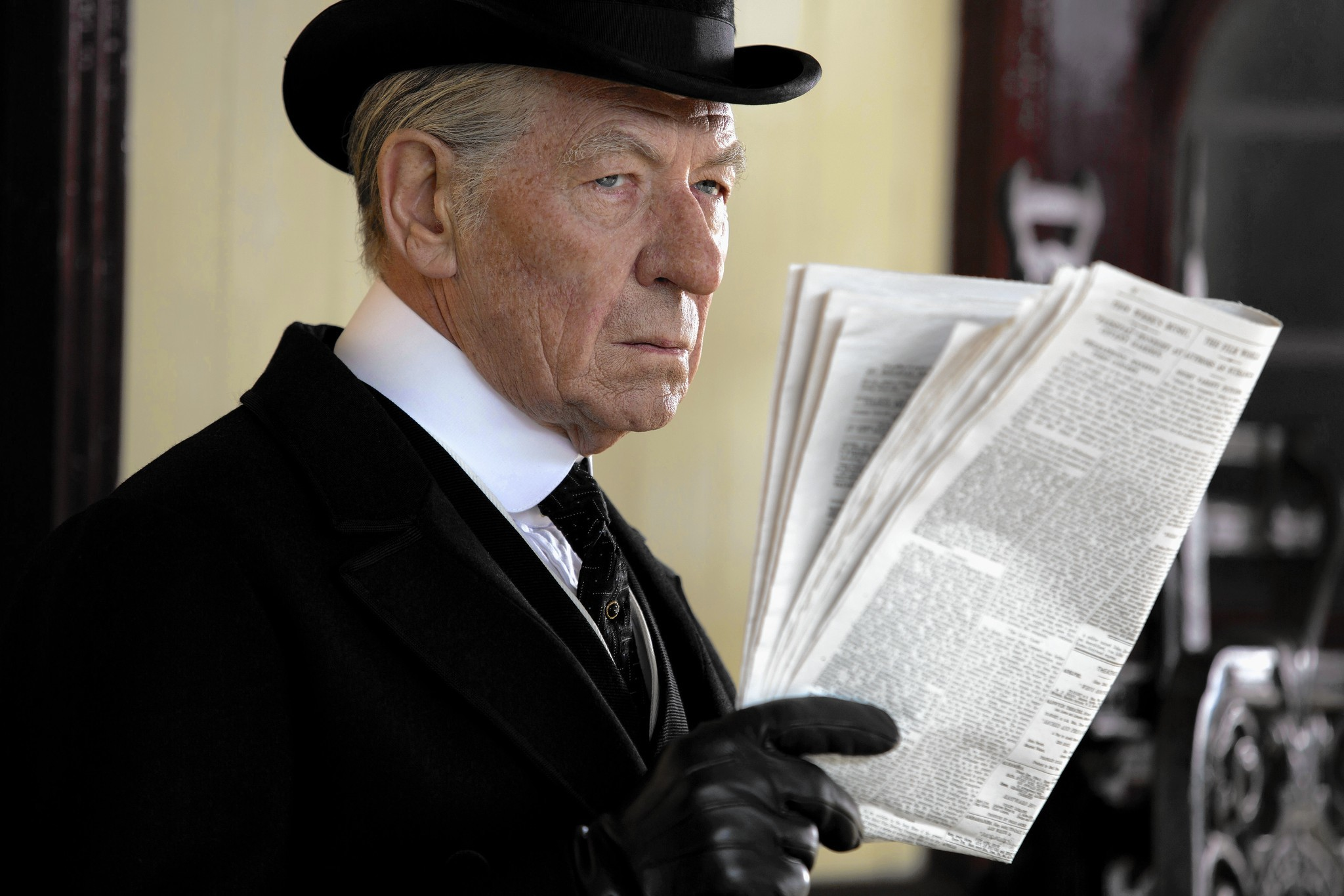 'Mr. Holmes' review: Game's no longer afoot for frail, aged Sherlock