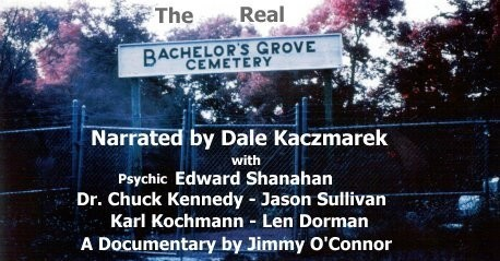 The Real Bachelor's Grove Cemetery