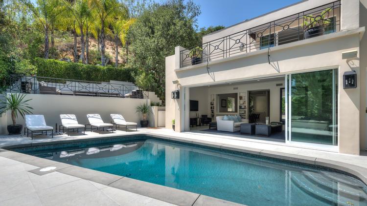 Inside 'Fatal Attraction' screenwriter James Dearden's Beverly Crest home
