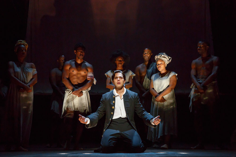 BROADWAY REVIEW: Amazing Grace the Musical at Nederlander Theatre ...