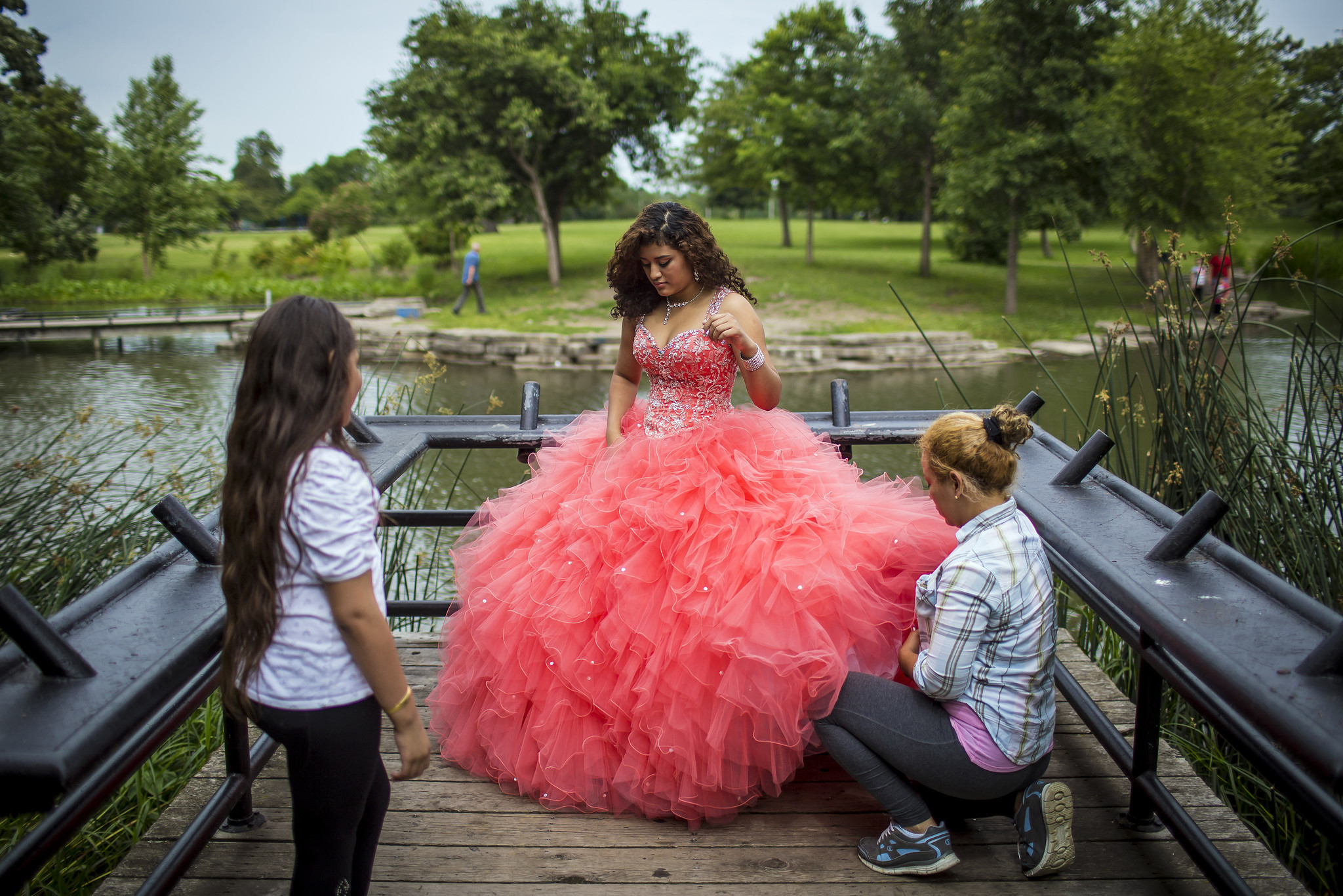 Coming Of Age Ritual In Riis Park Chicago Tribune