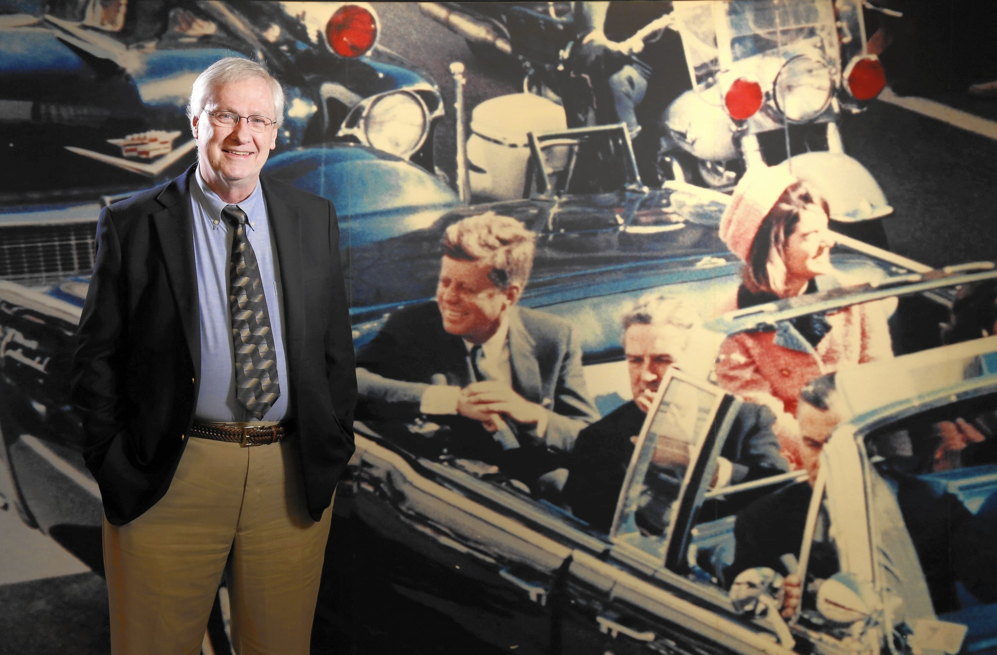 Gary Mack Dies At 68 Newsman Was Expert On Kennedy S