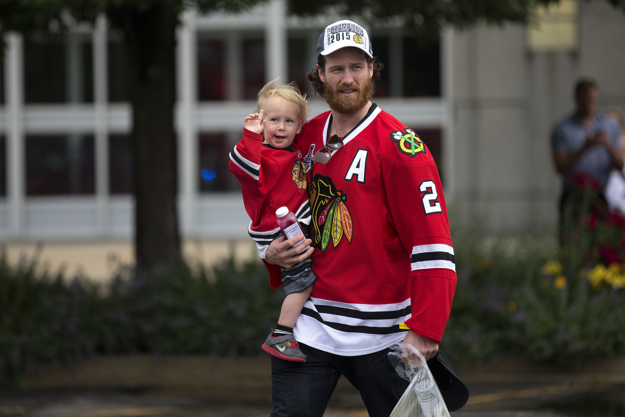Duncan Keith Toughs Out Personal Strife As He Does
