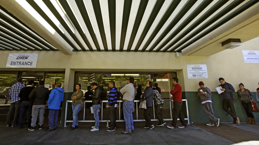 More Than Half Of New Driver S Licenses Go To Immigrants