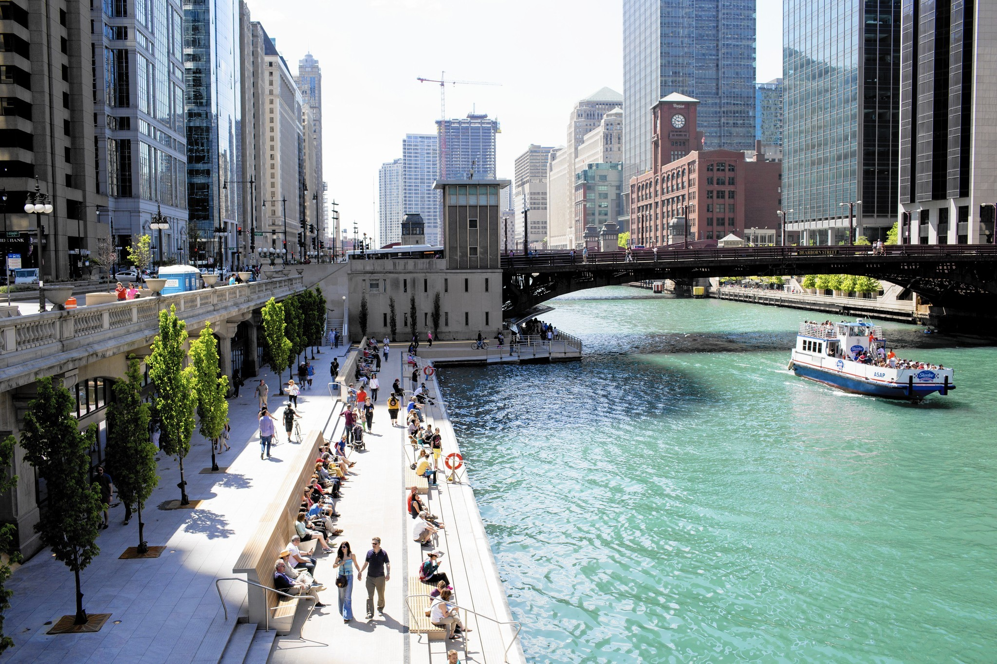 Landscape architecture comes to the fore in Chicago