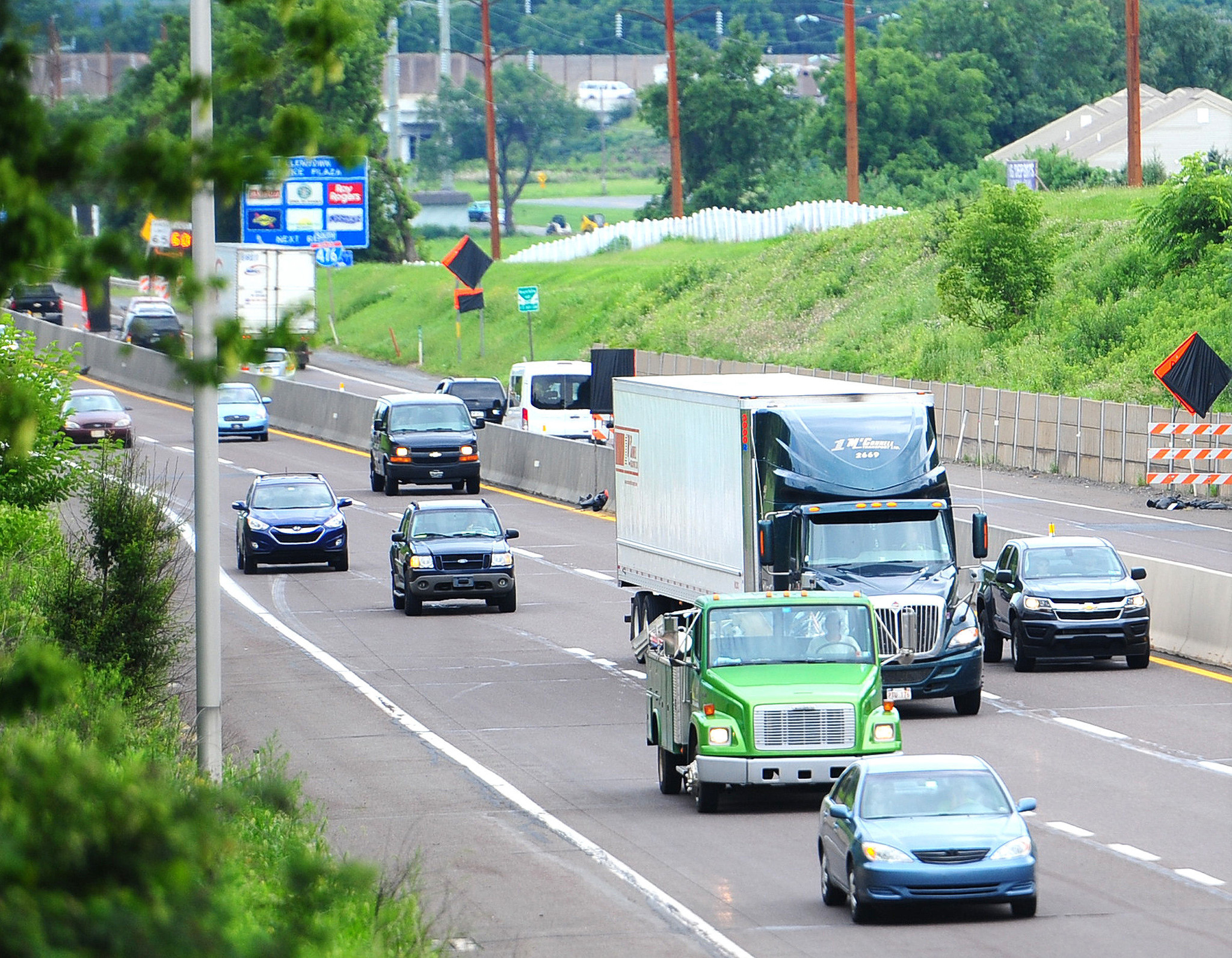 PA Senate bill would put speed cameras in highway work zones - The ...