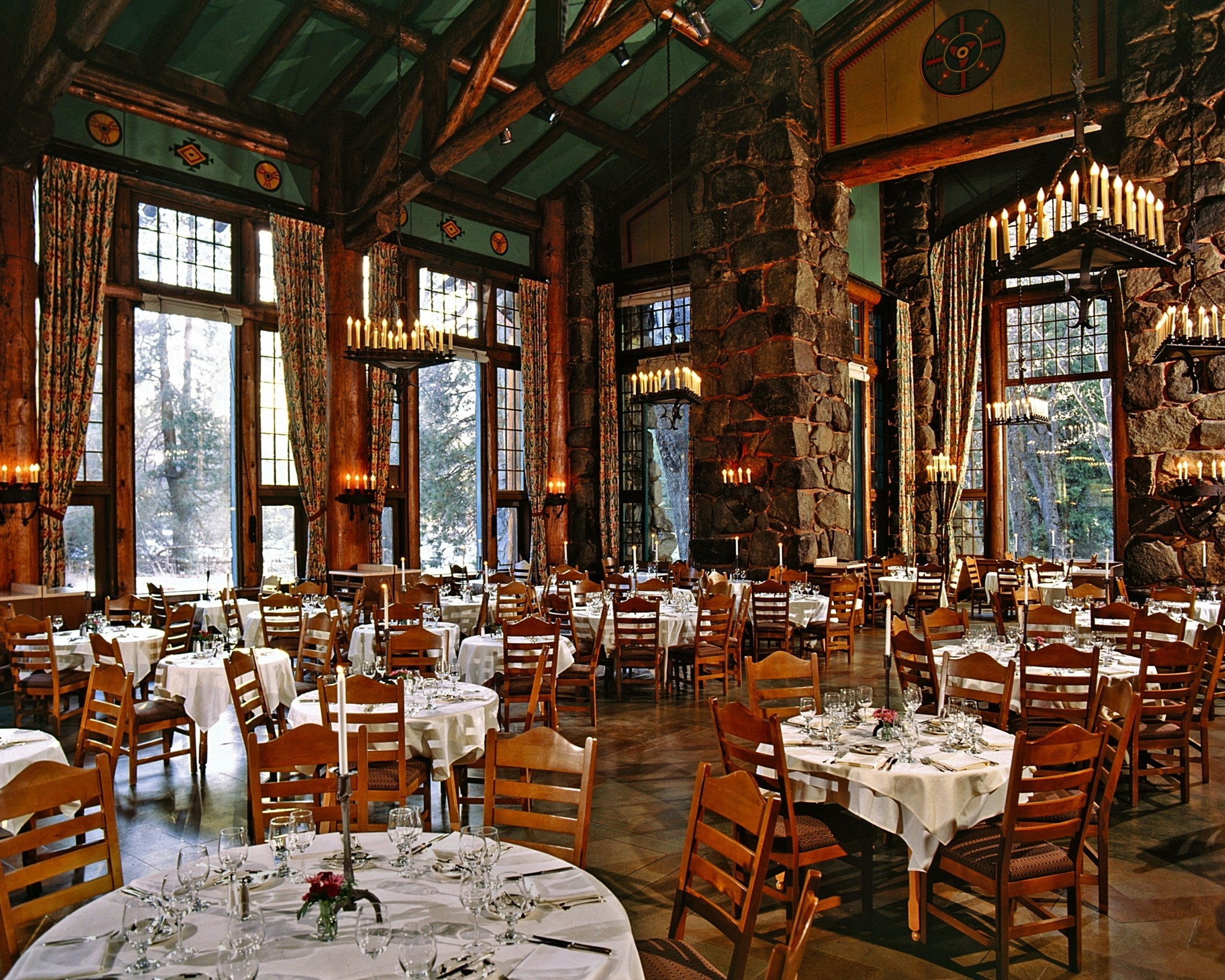 The Ahwahnee Hotel Dining Room These Vintners' Holidays In Yosemite May Help Boost Your Wine Iq