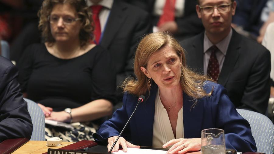New York, Samantha Power