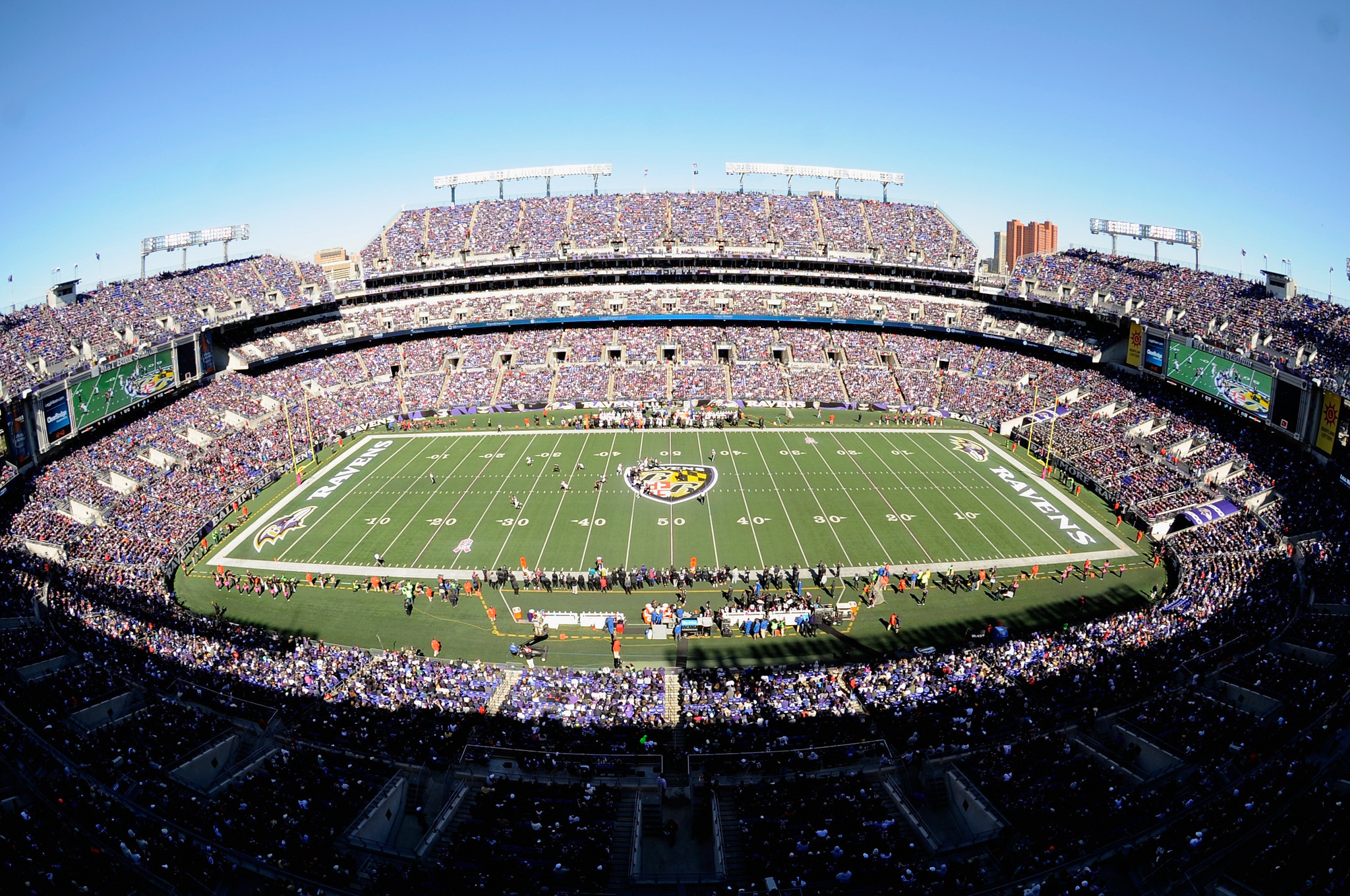 Single Game Baltimore Ravens Tickets Go On Sale Tuesday